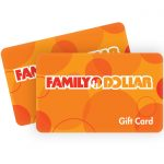 Family Dollar $25 Gift Card Giveaway