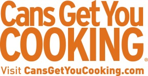 Cans Get You Cooking logo