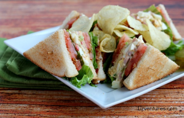 Kraft foods archives eat move make ham and egg salad club sandwich recipe forumfinder Image collections