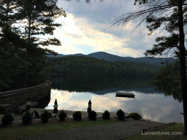 Lake Devotion - set of The Longest Ride movie