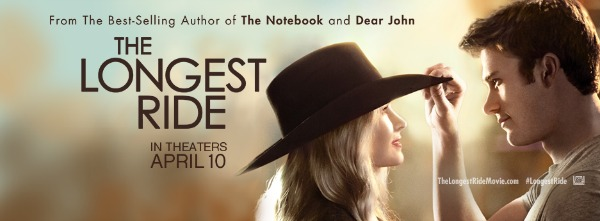 The Longest Ride banner ad