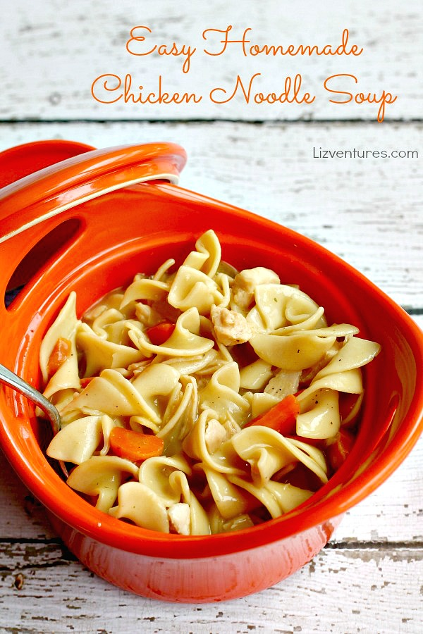 Easy Homemade Chicken Noodle Soup_recipe_