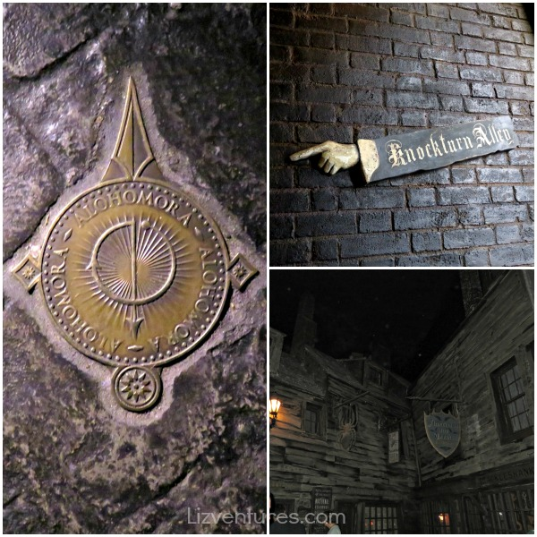 Knockturn Alley - Diagon Alley Universal Studios Florida