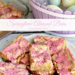Springtime Almond Bars