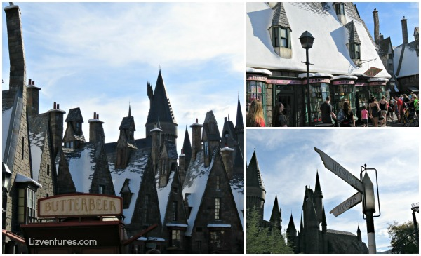 The Wizarding World of Harry Potter - Universal Studios Florida