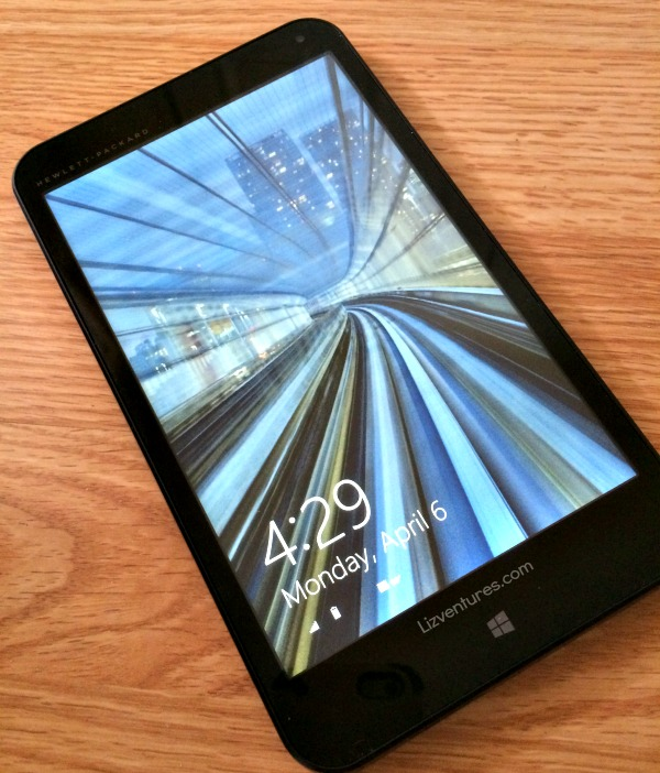HP Stream 7 tablet review