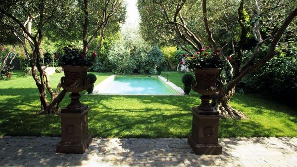 Jardins Secrets - Nime, France