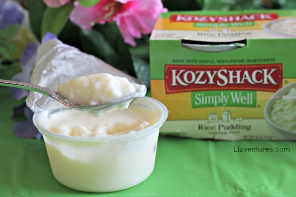 rice pudding - KozyShack Simply Well