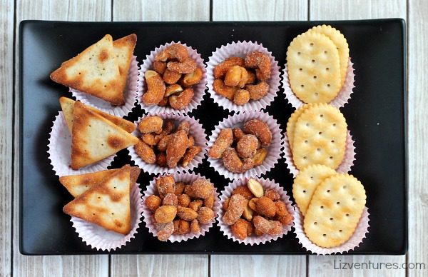 ways to serve nuts - nut cups