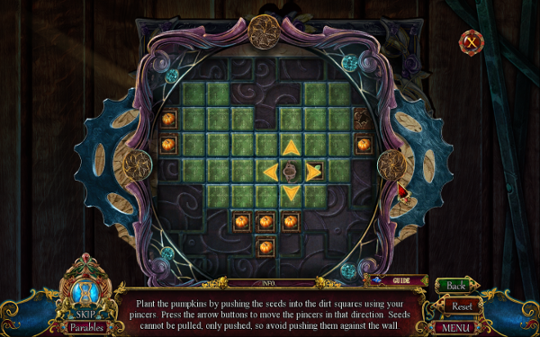 Dark Parable Queen of Sands Puzzle 2