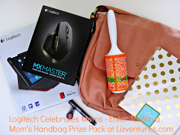 Logitech celebrates moms - working mom prize pack
