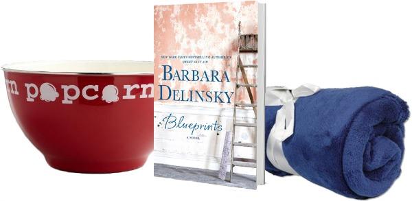 Barbara Delinsky Blueprints Prize pack