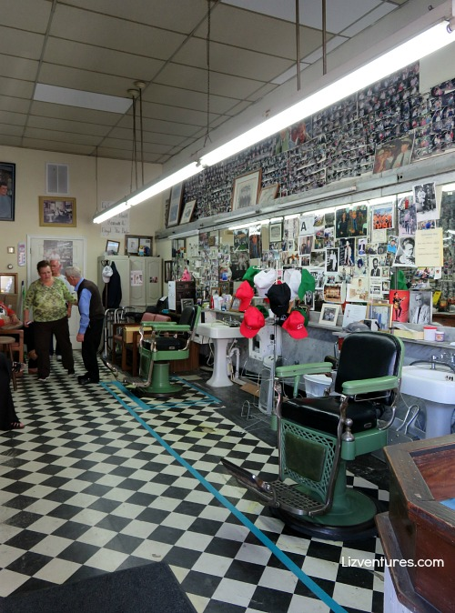 Floyd's Barber Shop Mayberry NC