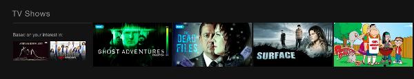 Netflix recommendations 2