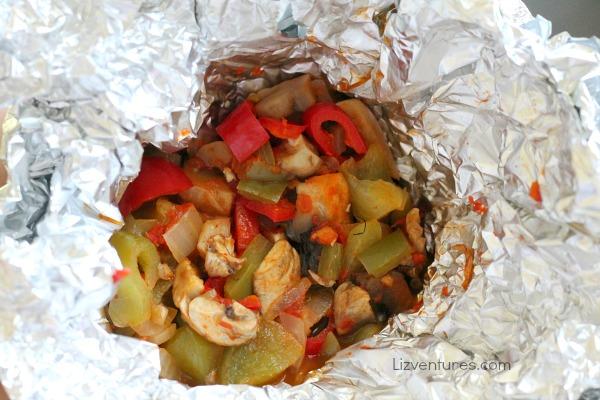 campfire veggies recipe