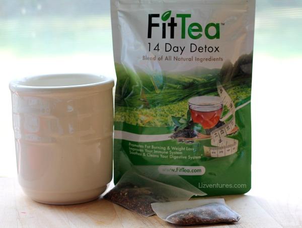 FitTea - fit tea 14 day detox tea