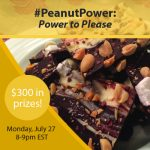 Join the #PeanutPower Twitter Party!