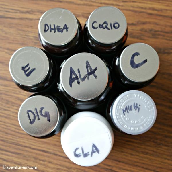 CVS Supplement Labeling