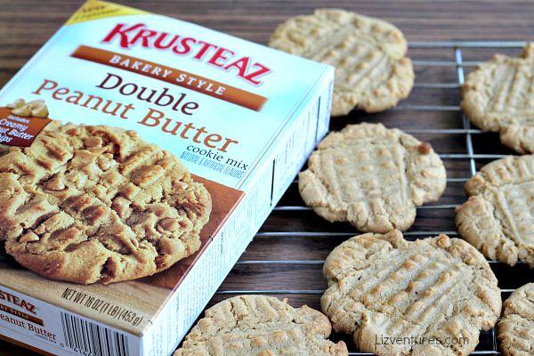 Krusteaz Double Peanut Butter Cookies
