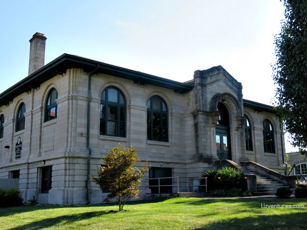 Monroe County History Center and Genealogy Library - Downtown Bloomington Indiana