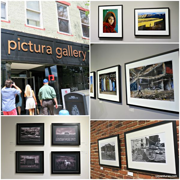 Pictura Gallery downtown Bloomington Indiana