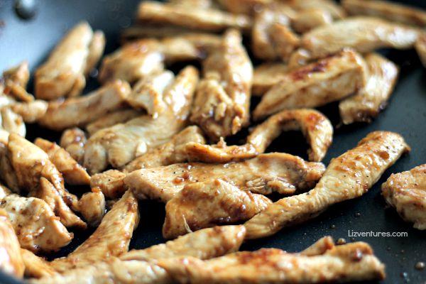 sauce - chicken stir fry recipes
