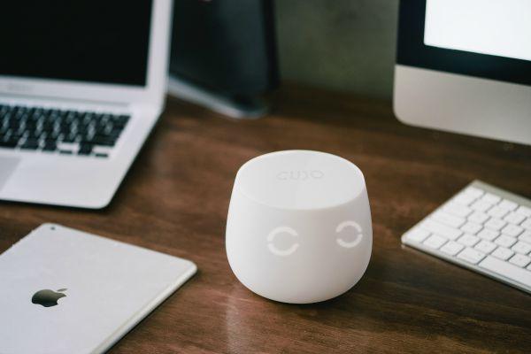 Cujo device on desk
