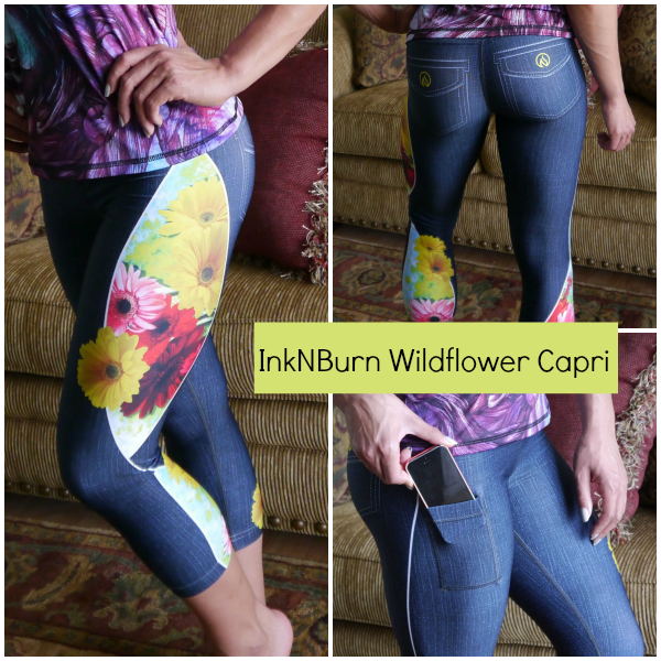 InkNBurn Wildflower Capri