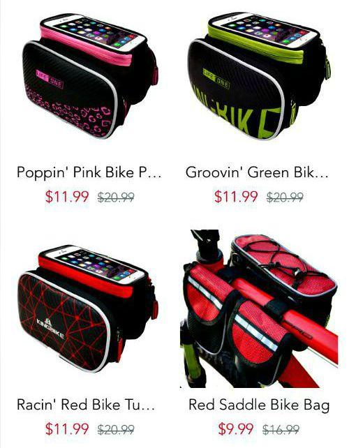 PatPat app Bike Bags