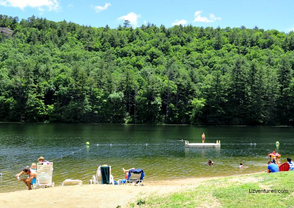 Sapphire Valley - Fairfield Lake swimming and recreation