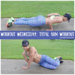 Workout Wednesday: Total Arm Workout