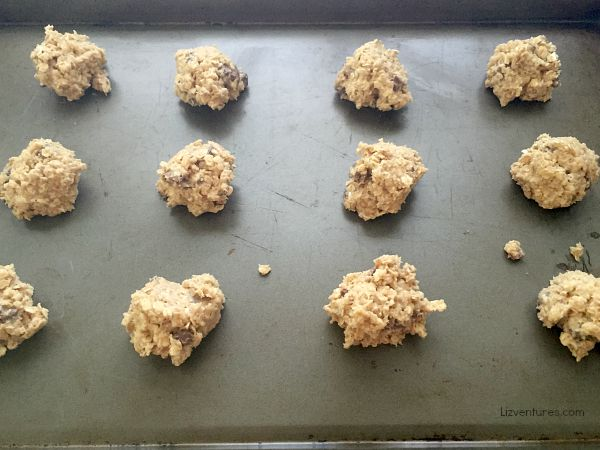recipe for Nestle Crunch oatmeal cookies