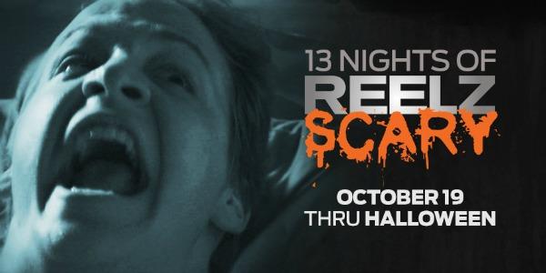 13 Nights of #REELZscary movies