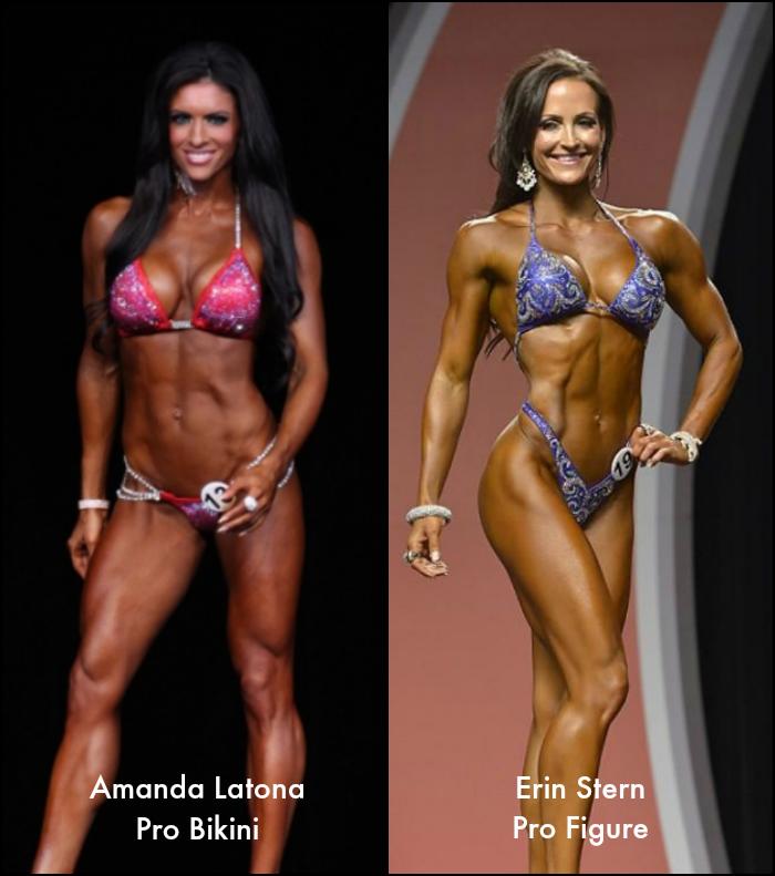 Amanda Latona Erin Stern
