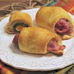 Ham and Cheese Jalapeno Crescents