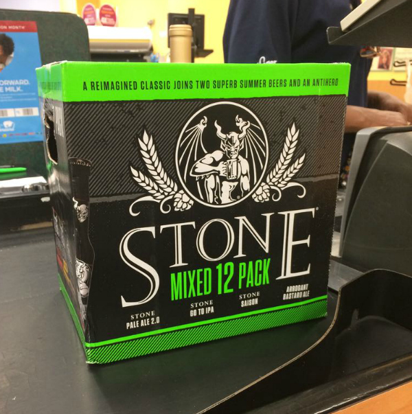Stone mixed 12 pack