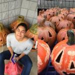 Pumpkins at Market Imports