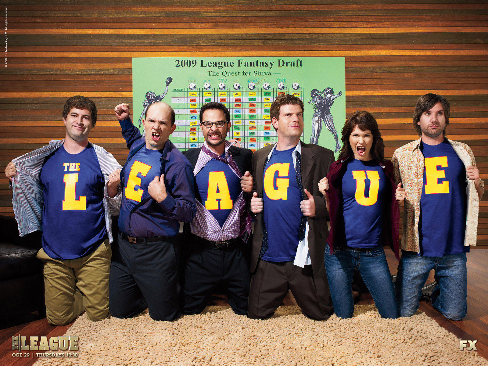 The League Netflix