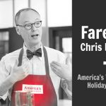 America's Test Kitchen Holiday Recipes + Bye Chris Kimball