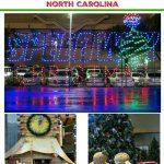 Christmas Fun in Concord North Carolina