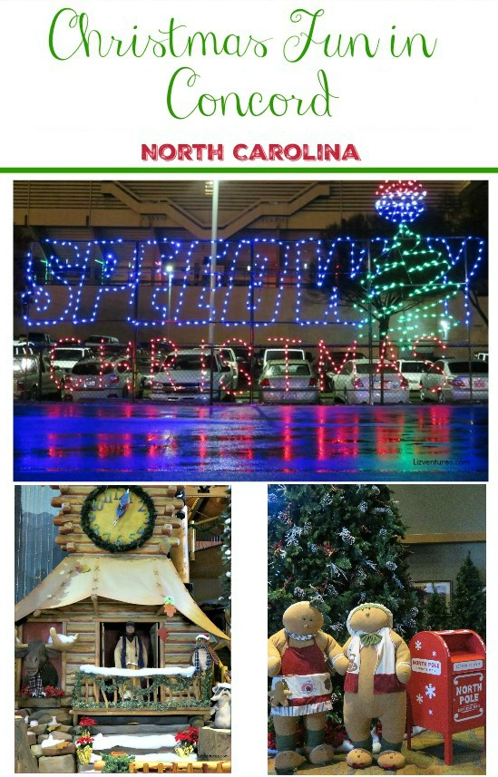 Concord archives eat move make for Charlotte motor speedway christmas lights nc
