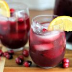 Cranberry Red Wine Sangria