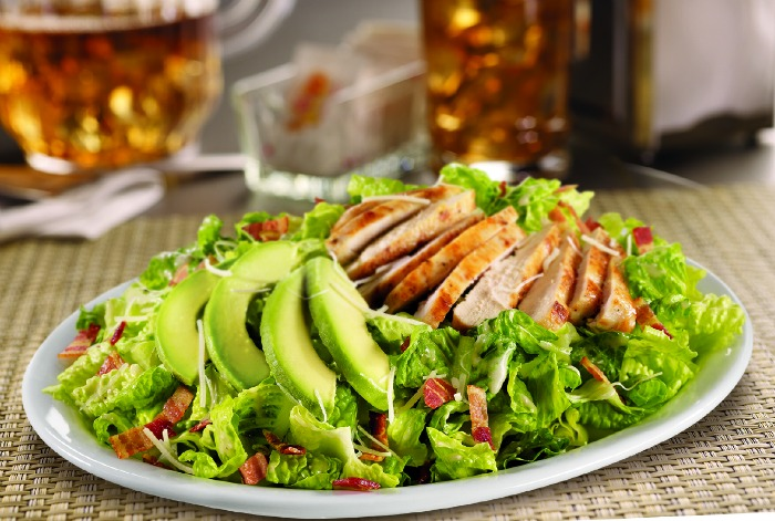 Denny's Avocado Chicken Salad