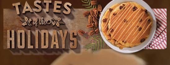 Denny's Tastes of the Holidays