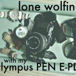 Lone Wolfin'