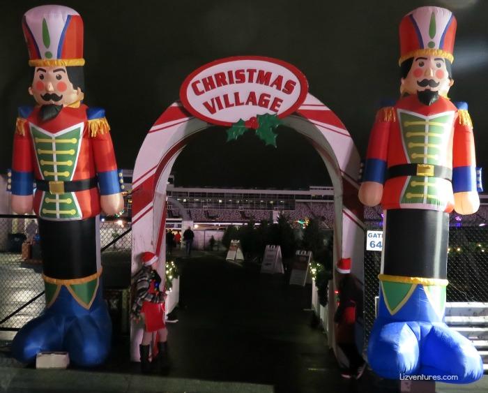 Speedway Christmas Christmas Village