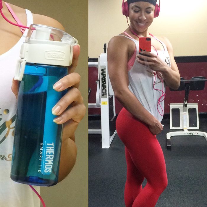 Thermos Smart Lid Gym