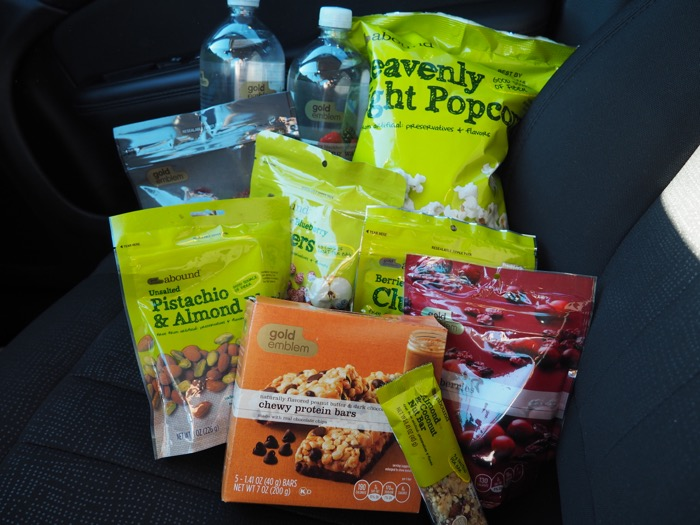 Best snacks holiday roadtrip CVS