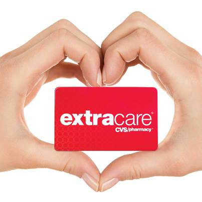 Every three months, the rewards you earned will print on your latest receipt from CVS. You can then use those rewards, such as a gift certificate, to buy anything in the store. You can sign up for a free ExtraCare card in a CVS store or online.