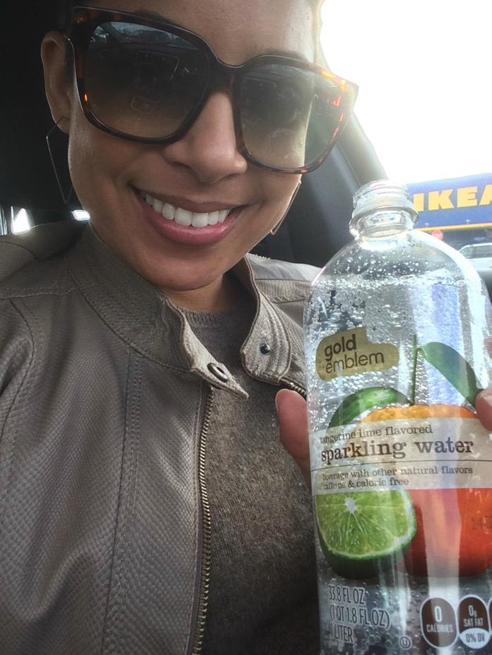 CVS roadtrip best snacks sparkling water